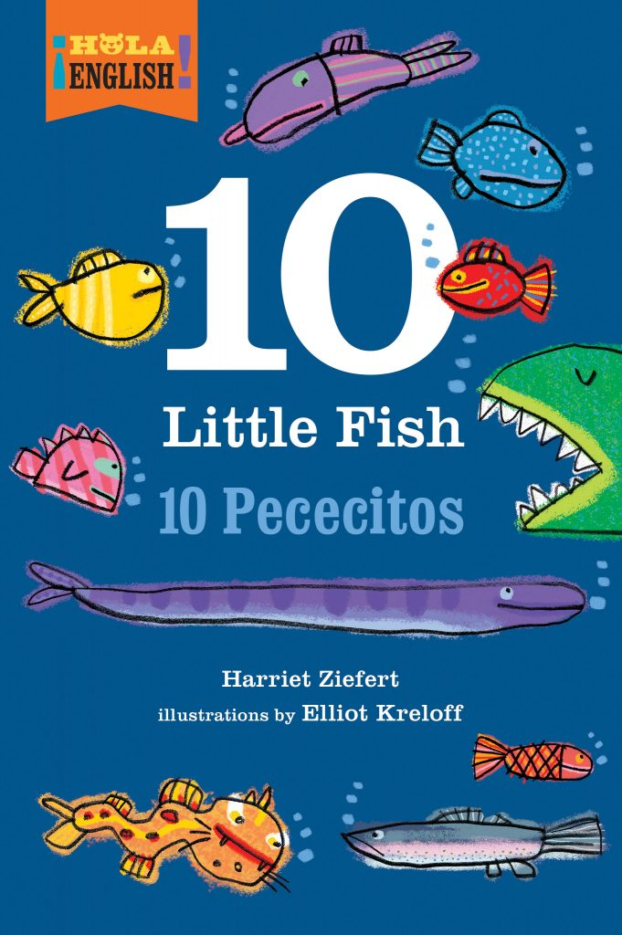 10 Little Fish Cover