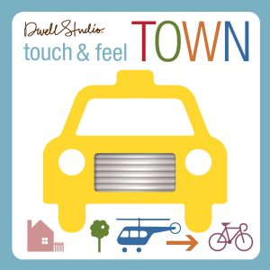DwellStudio Touch and Feel Town Cover