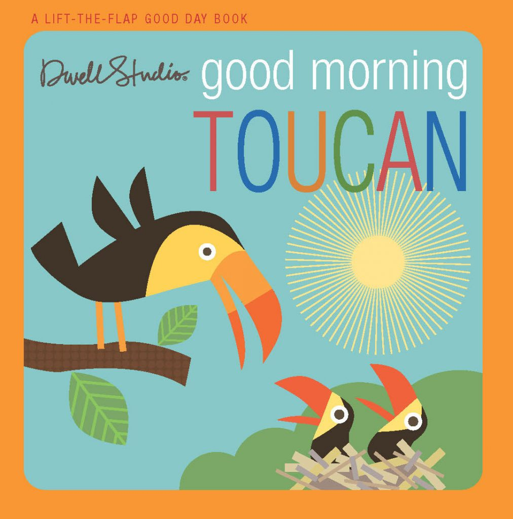 Good MorningToucan Cover