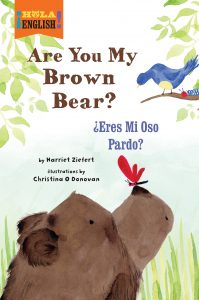Are You My Brown Bear Cover