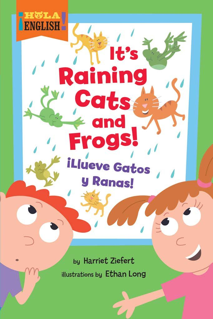It's Raining Cats and Dogs Cover