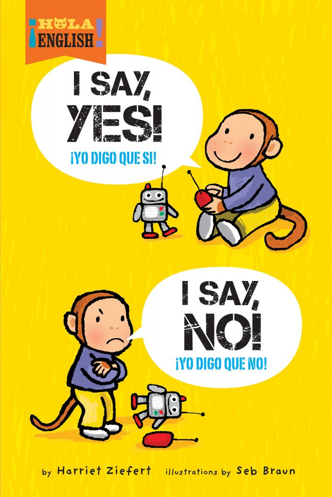 I Say Yes I Say No Cover