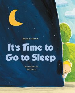 Its Time to Go to Sleep Cover