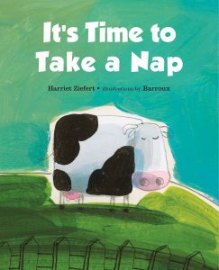 Its Time to Take a Nap Cover
