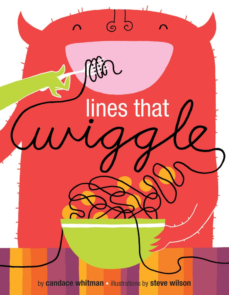 Lines That Wiggle Cover