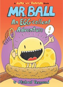 Mr Ball An EGG-cellent Adventure Cover