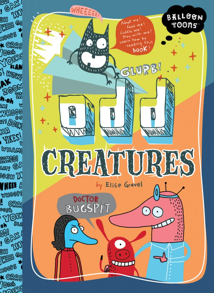 Odd Creatures Cover
