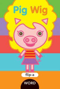 Pig Wig Cover