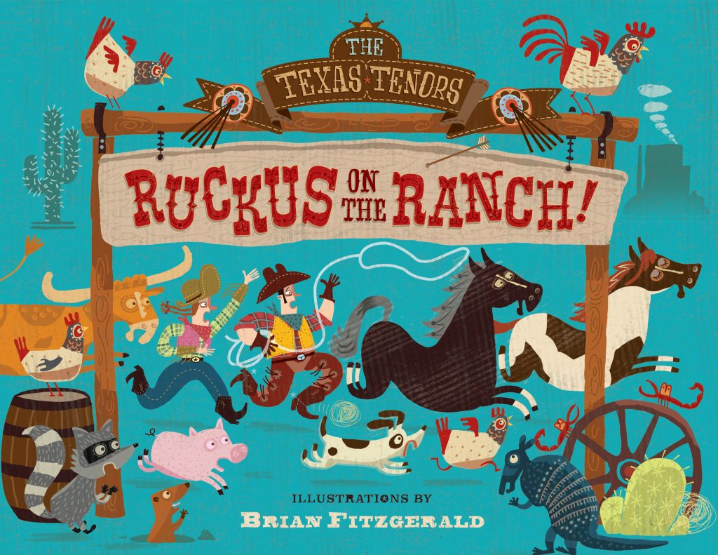 Ruckus on the Ranch Cover