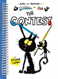 Scribbles and Ink the Contest Cover