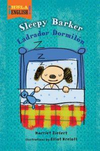 Book Cover: Sleepy Barker (Labrador Dormilón)