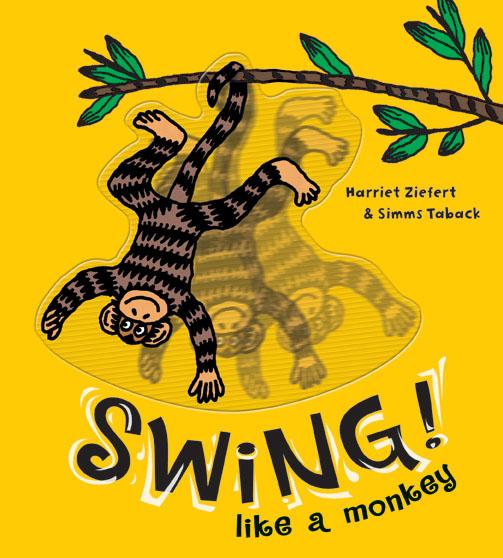 Swing Like a Monkey Cover