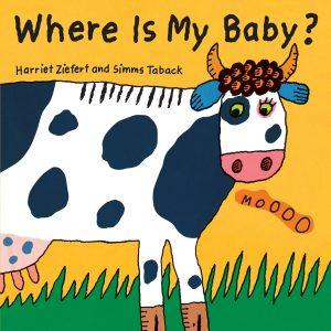 Where is My Baby Cover