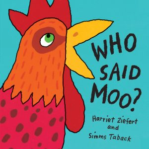Who Said Moo Cover
