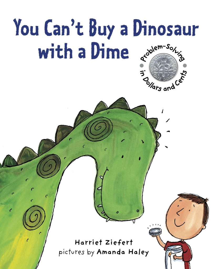You Can't Buy a Dinosaur With a Dime PB Cover