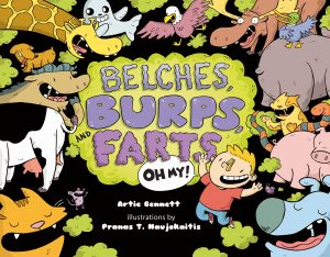 Belches Burps and Farts Cover