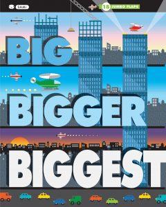 Big Bigger Biggest Cover