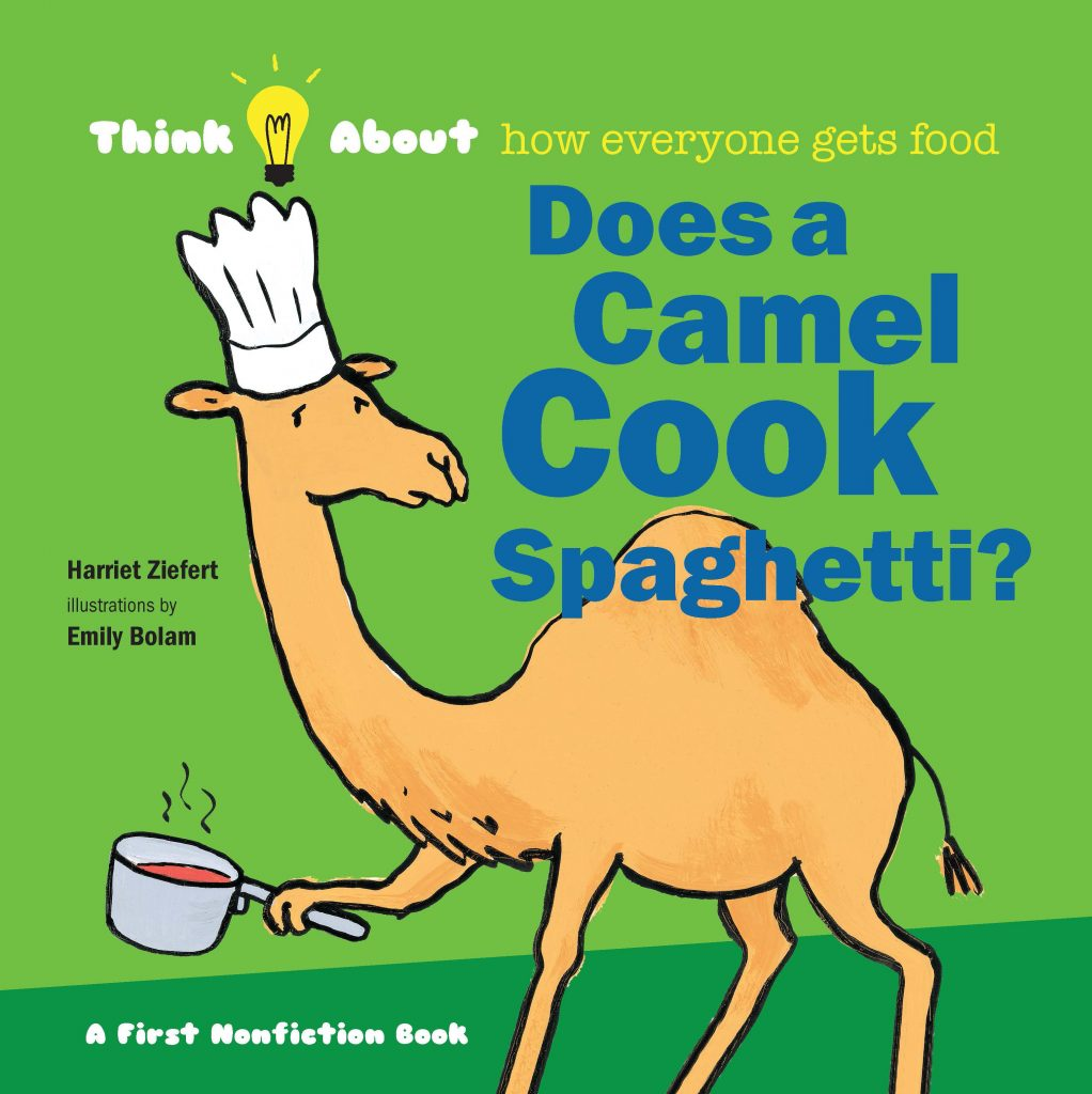 Does a Camel Cook Spaghetti Cover