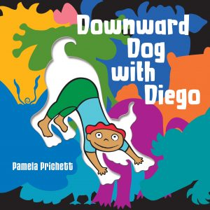 Downward Dog with Diego Cover