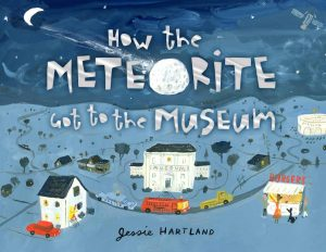 How the Meteorite Got to the Museum Cover
