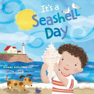 It's a Seashell Day Cover