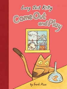Long Tail Kitty Come Out and Play Cover