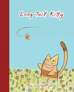 Long Tail Kitty Cover