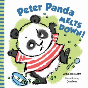 Peter Panda Melts Down Cover