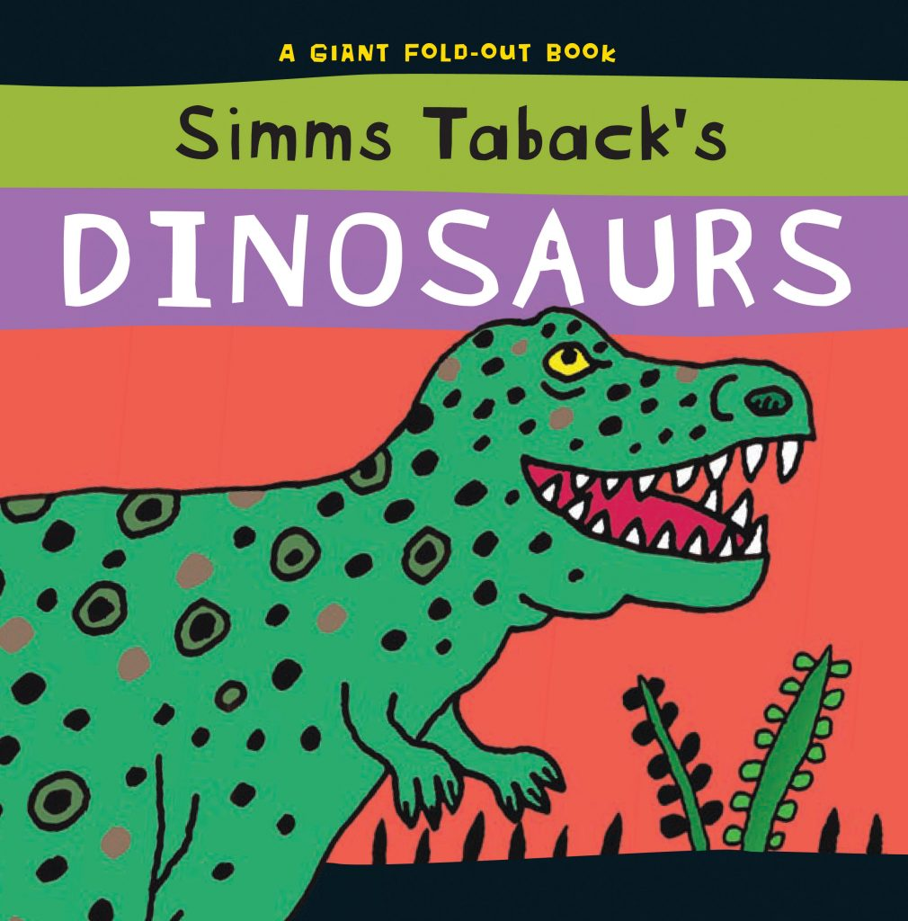 Simms Taback's Dinosaurs Cover