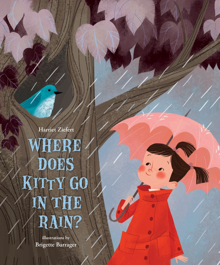 Where Does Kitty Go in the Rain Cover