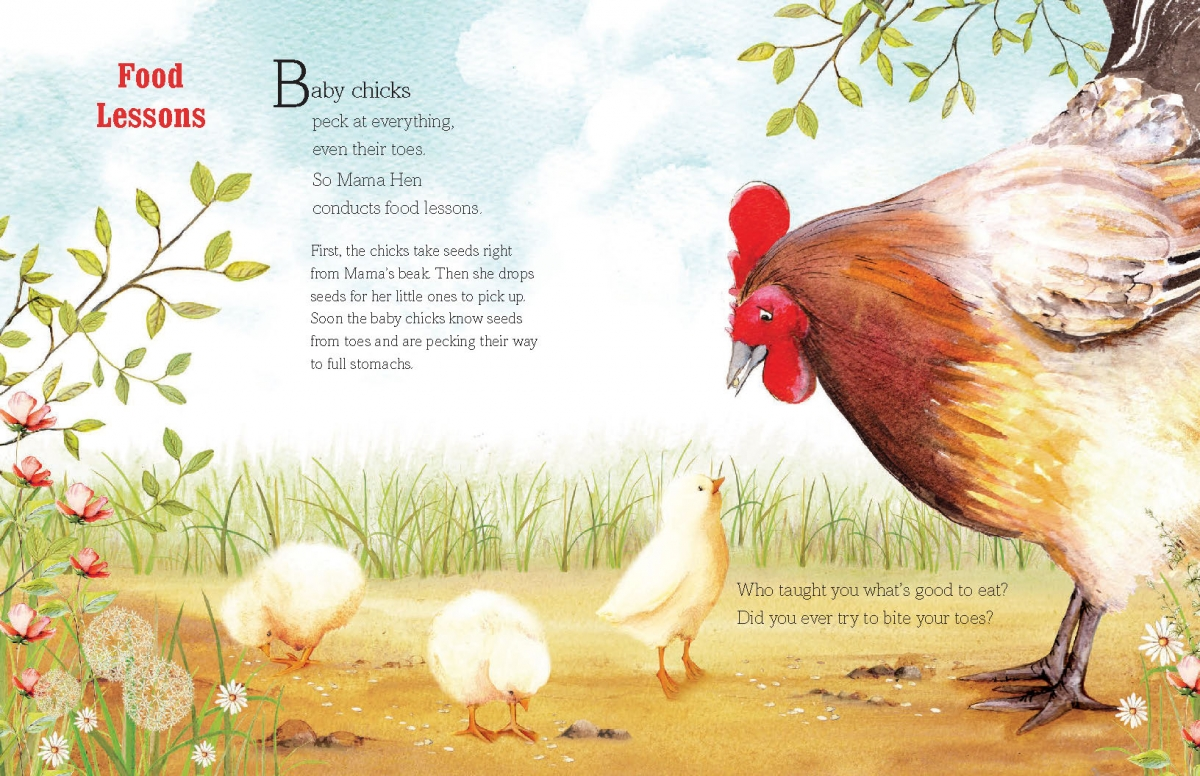 Animal Teachers Page 05