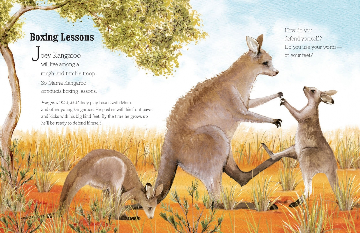 Animal Teachers Page 07