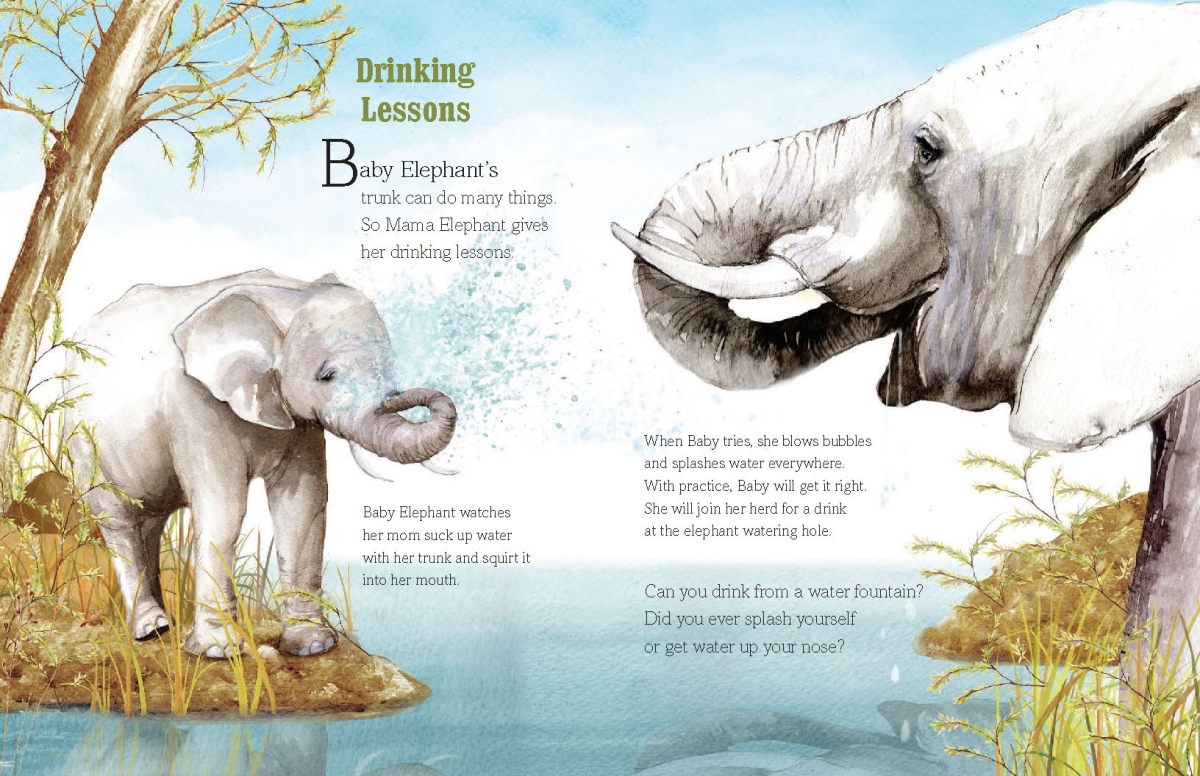 Animal Teachers Page 09