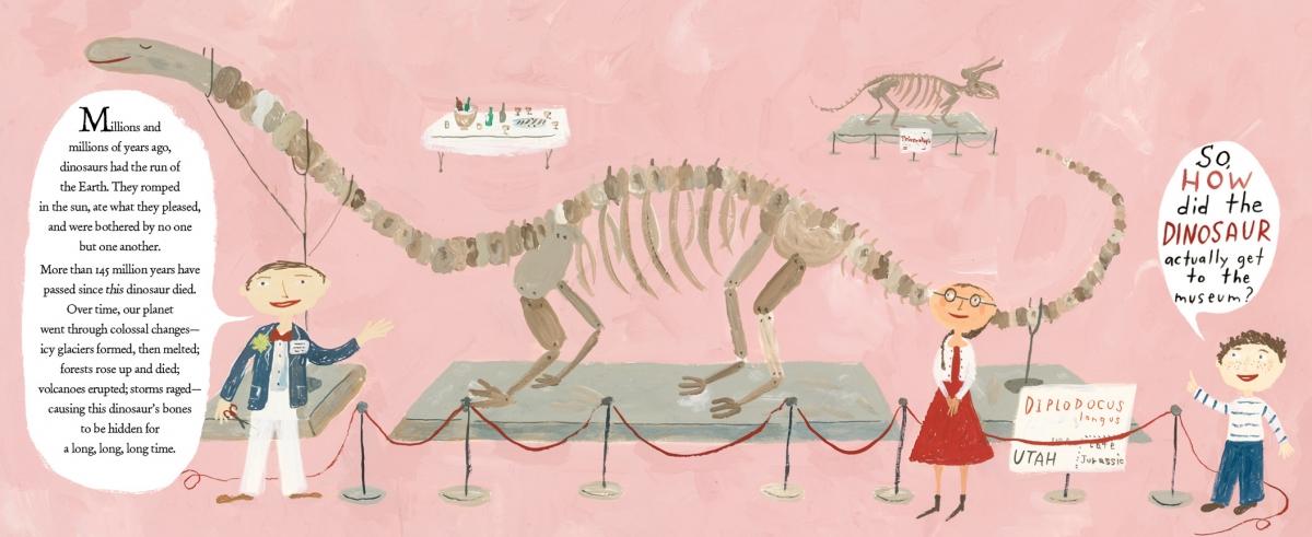 How the Dinosaur Interior4
