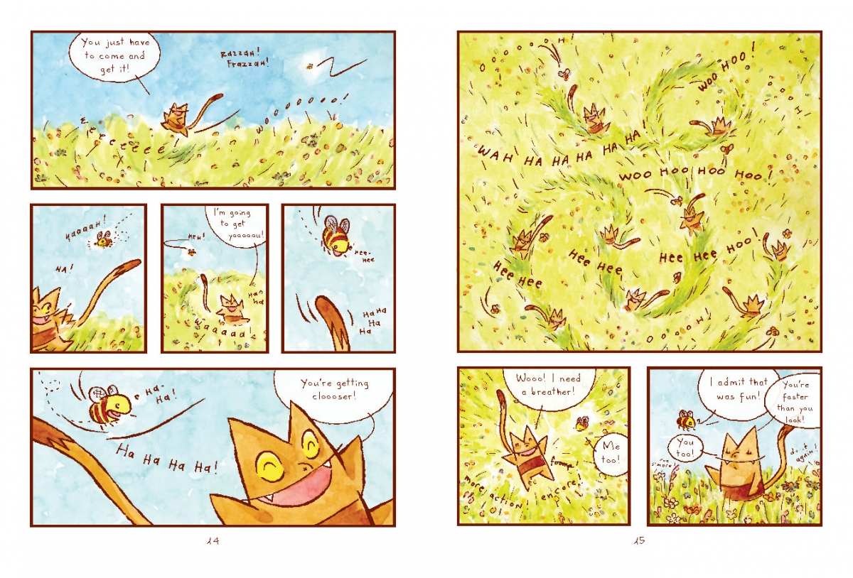 Long Tail Kitty Page 15