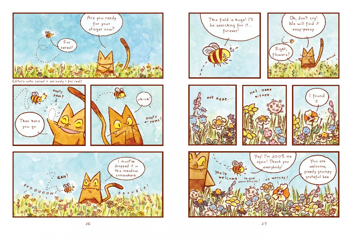 Long Tail Kitty Page 16