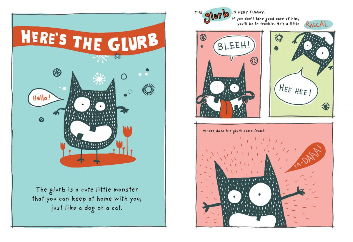 Odd Creatures Pages3