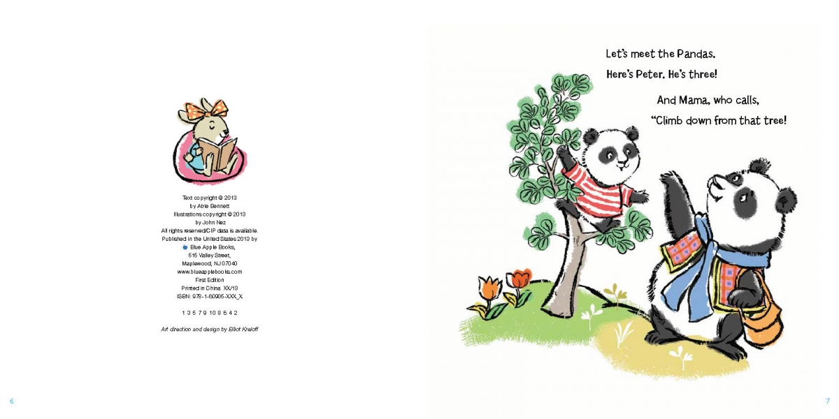 Peter Panda Melts Down Page 04