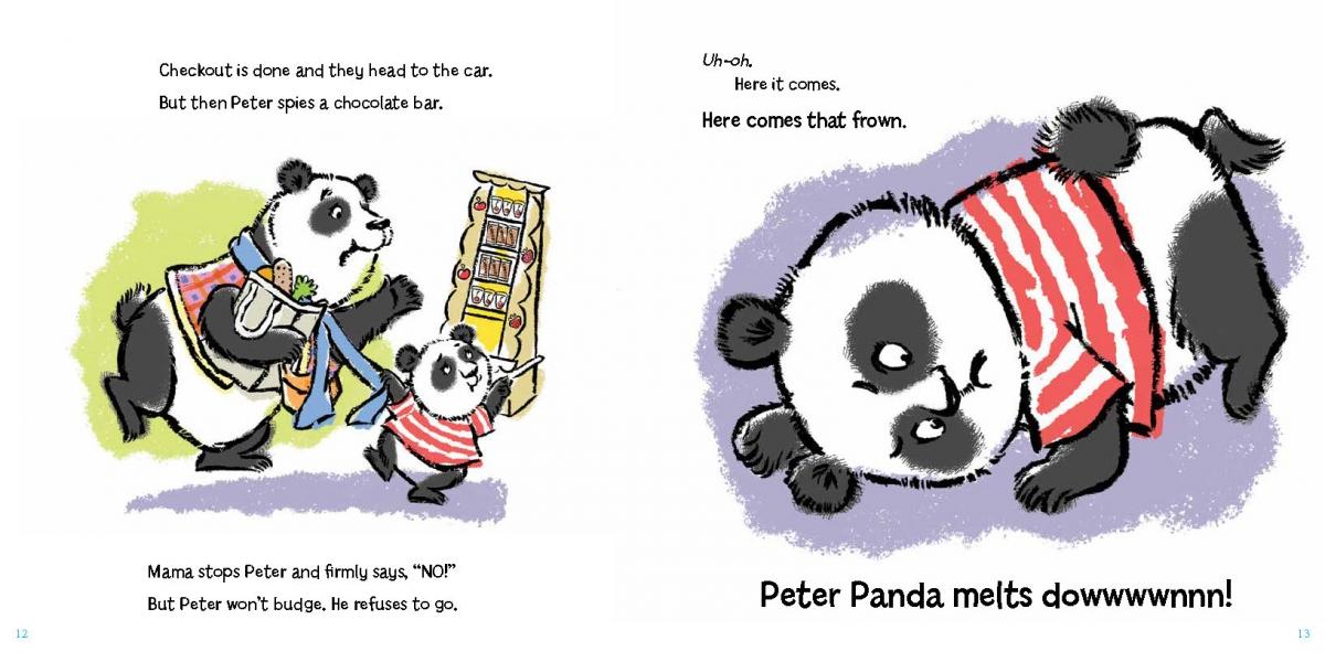 Peter Panda Melts Down Page 07