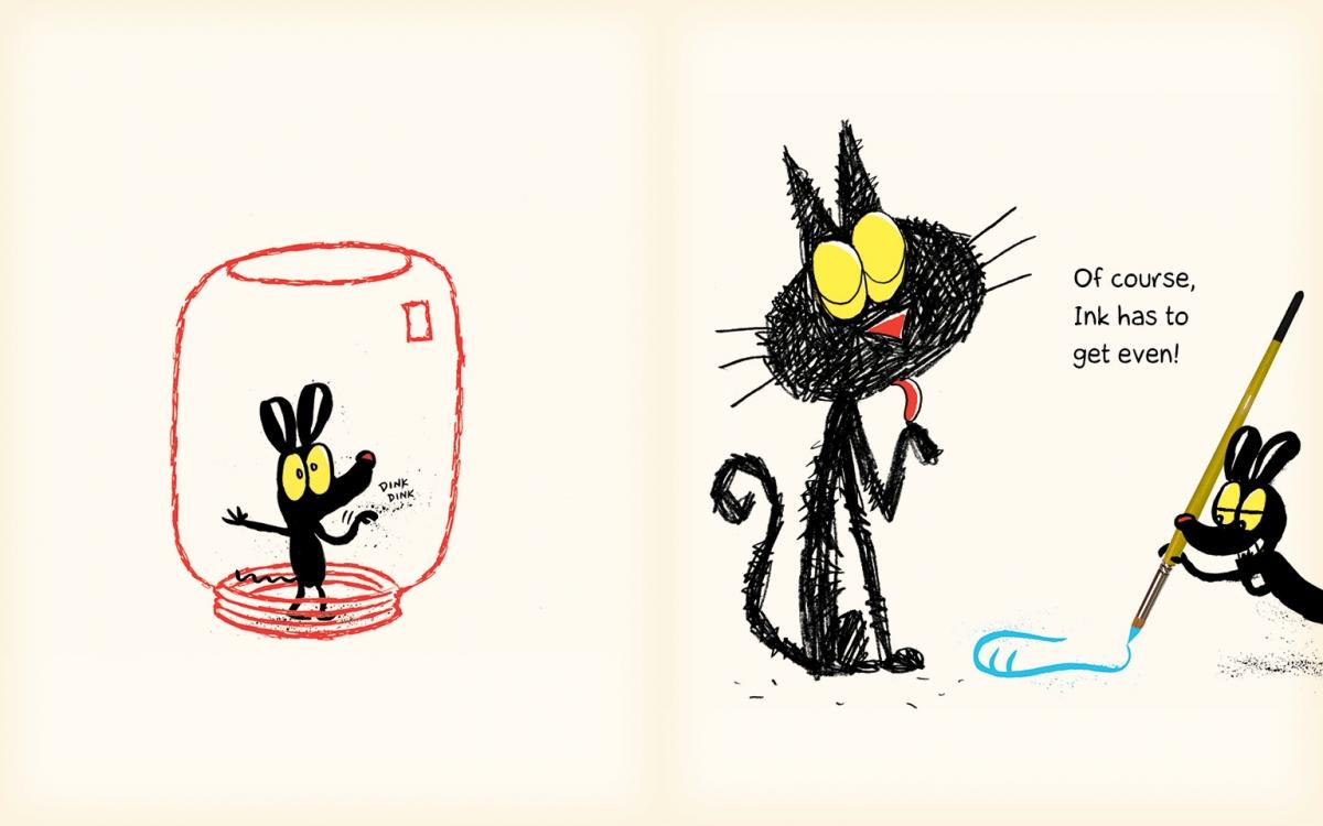 Scribbles&Ink 12
