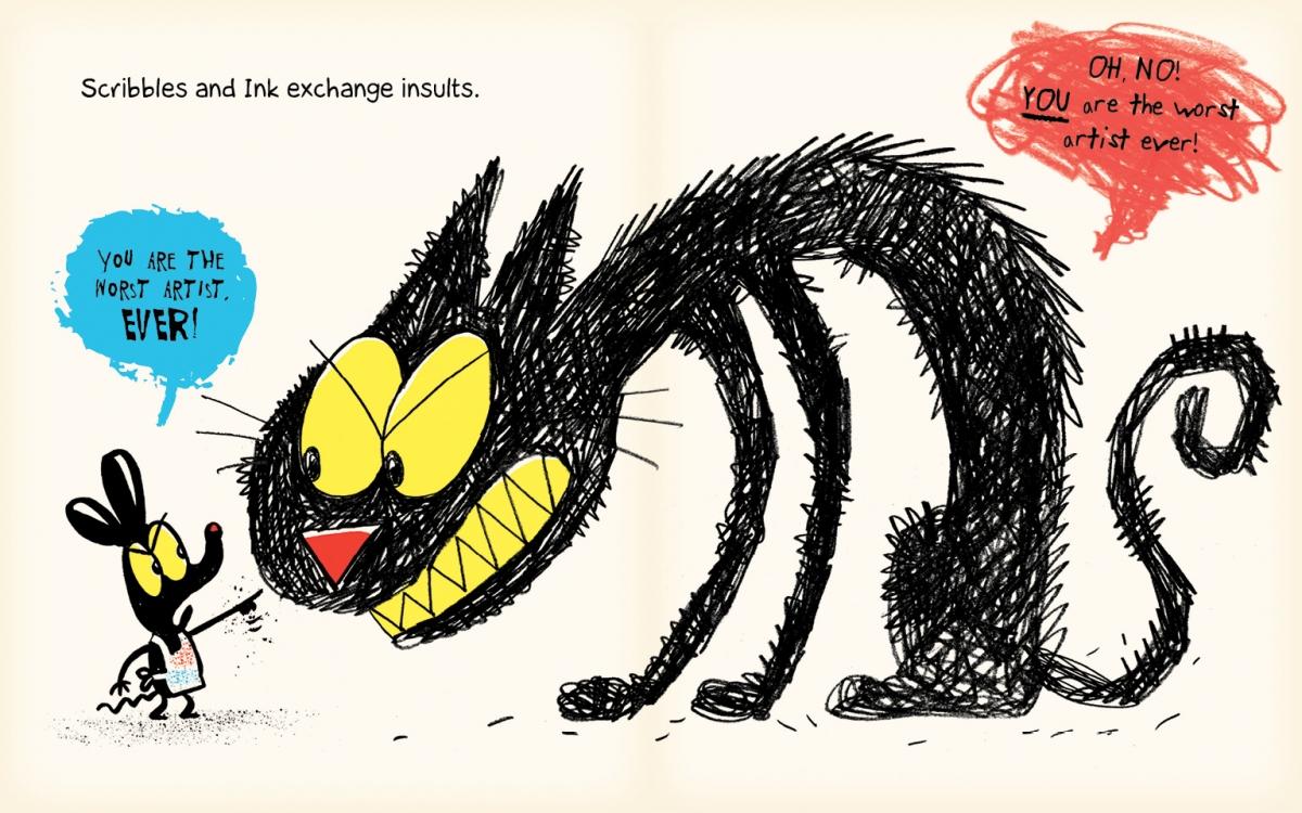 Scribbles&Ink 8