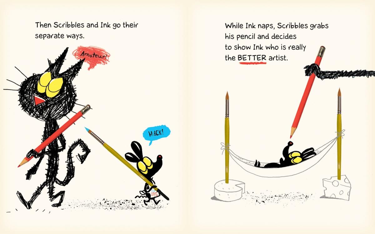 Scribbles&Ink 9