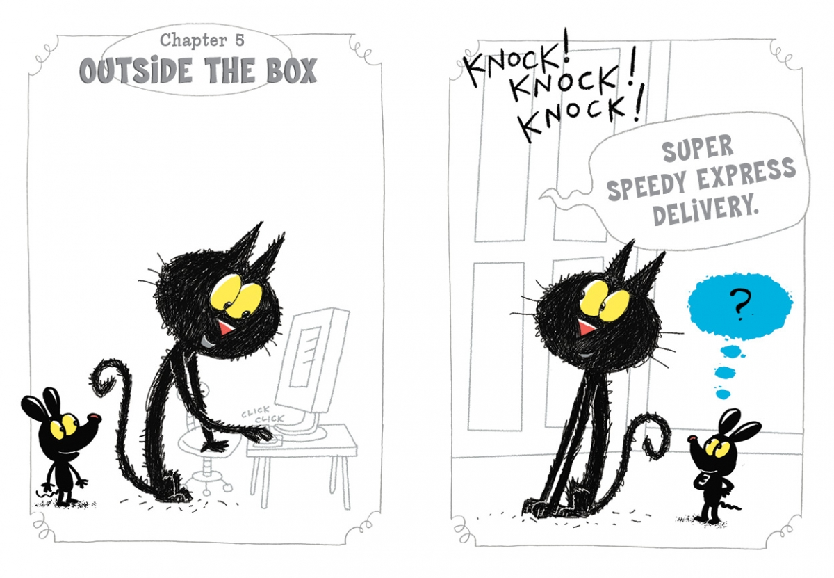 Scribbles and Ink Out of the Box Interior31