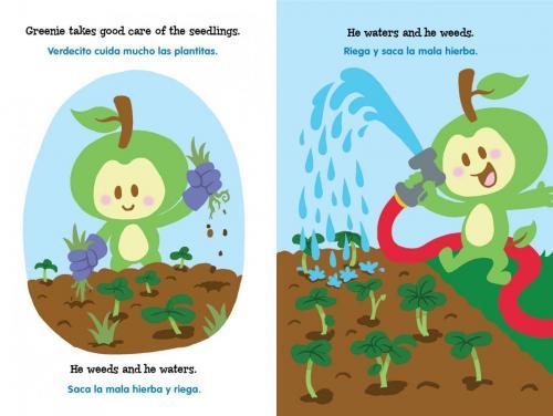 Greenie Grows a Garden8