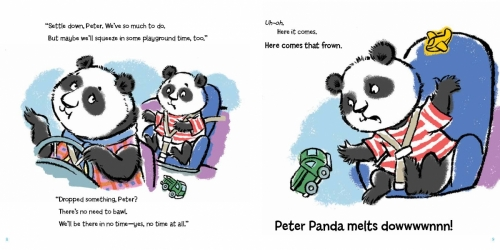 Peter Panda Melts Down Page 05